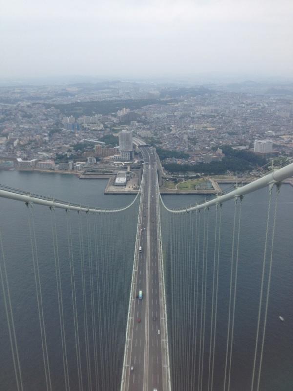 【スタッフブログ】明石海峡大橋のブリッジワールドに参加してきました!